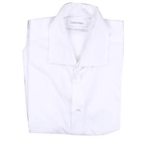 CALVIN KLEIN Men`s Slim Fit Cotton Dress