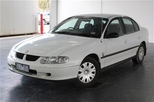 2001 Holden Commodore Executive VX Autom