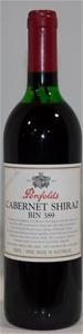 Penfolds Cabernet Shiraz 1996 389 (1x 75