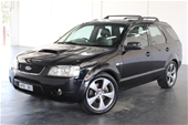 Unreserved 2007 Ford Territory Ghia Turbo (4x4) SY Auto