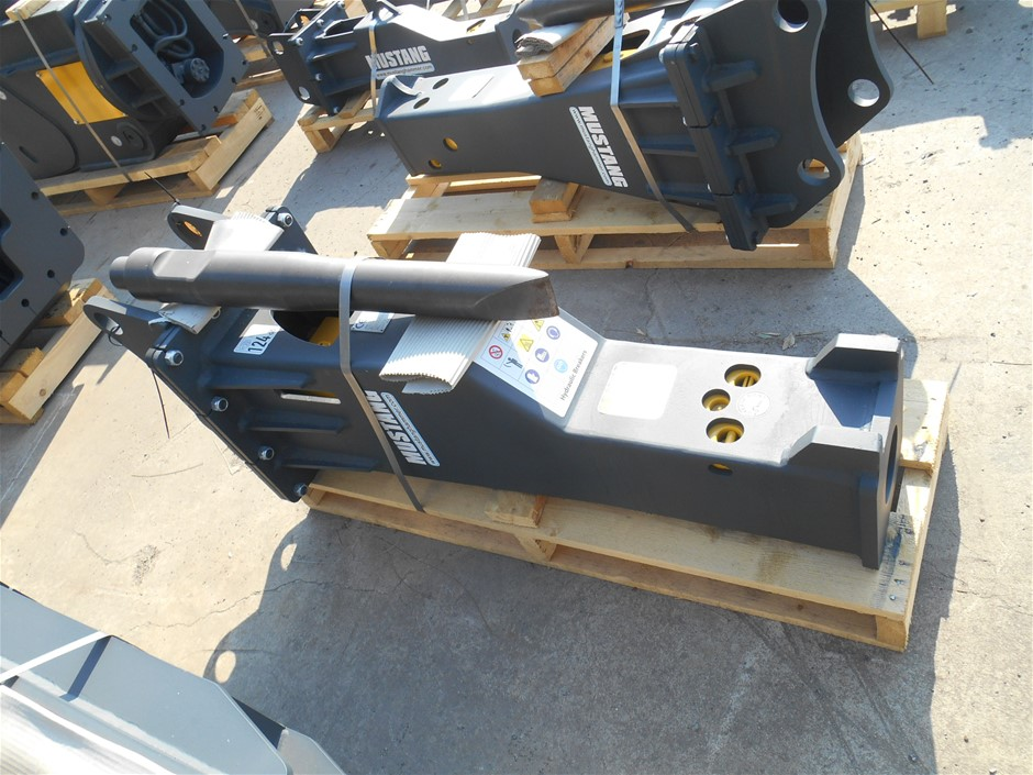 2019 Mustang S.R.L HM500 Breaker Hammer