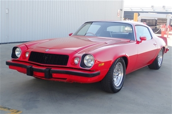 1976 Chevrolet Camaro Automatic Coupe