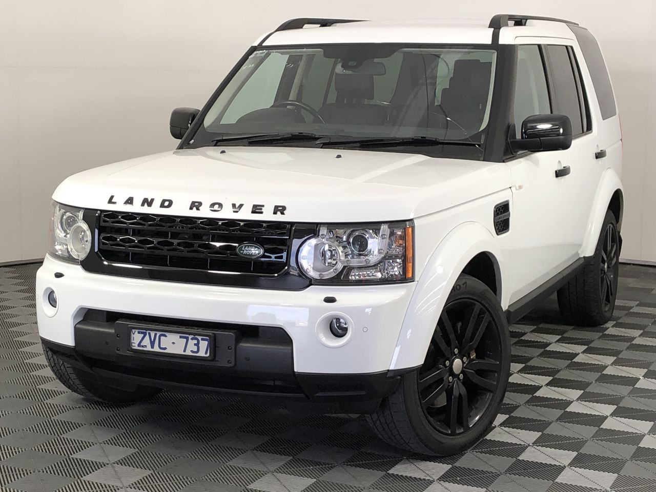 2013 Land Rover Discovery 3.0 SDV6 SE Series 4 Turbo Diesel Automatic