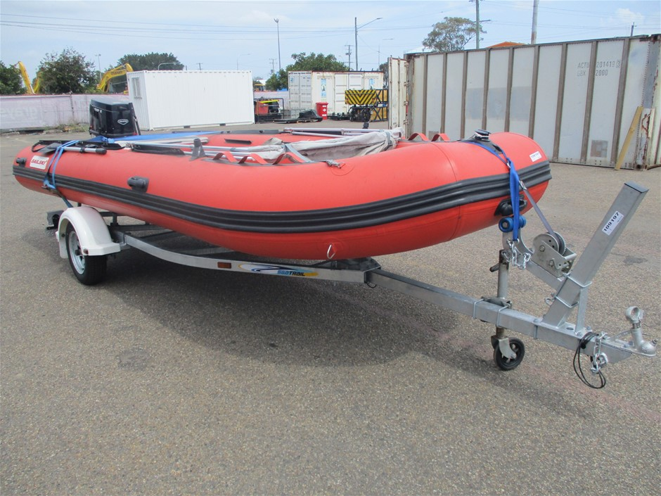 Sailski A550 Dinghy