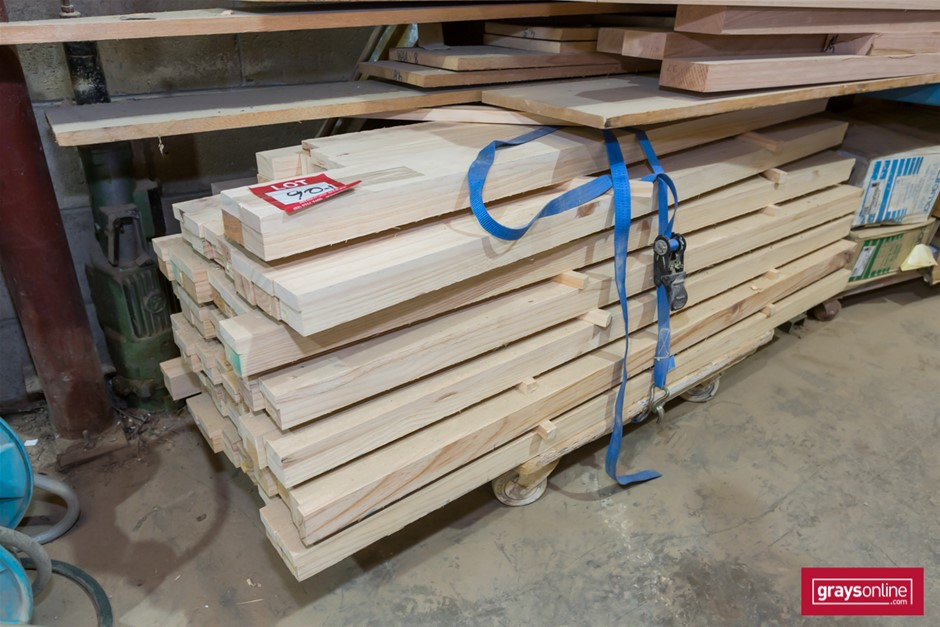 3 x Assorted Pine Timber pack
