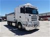 <strong>2007 Scania R 6 x 4 Tipper Truck</strong> <ul> <li>Compliance: 12