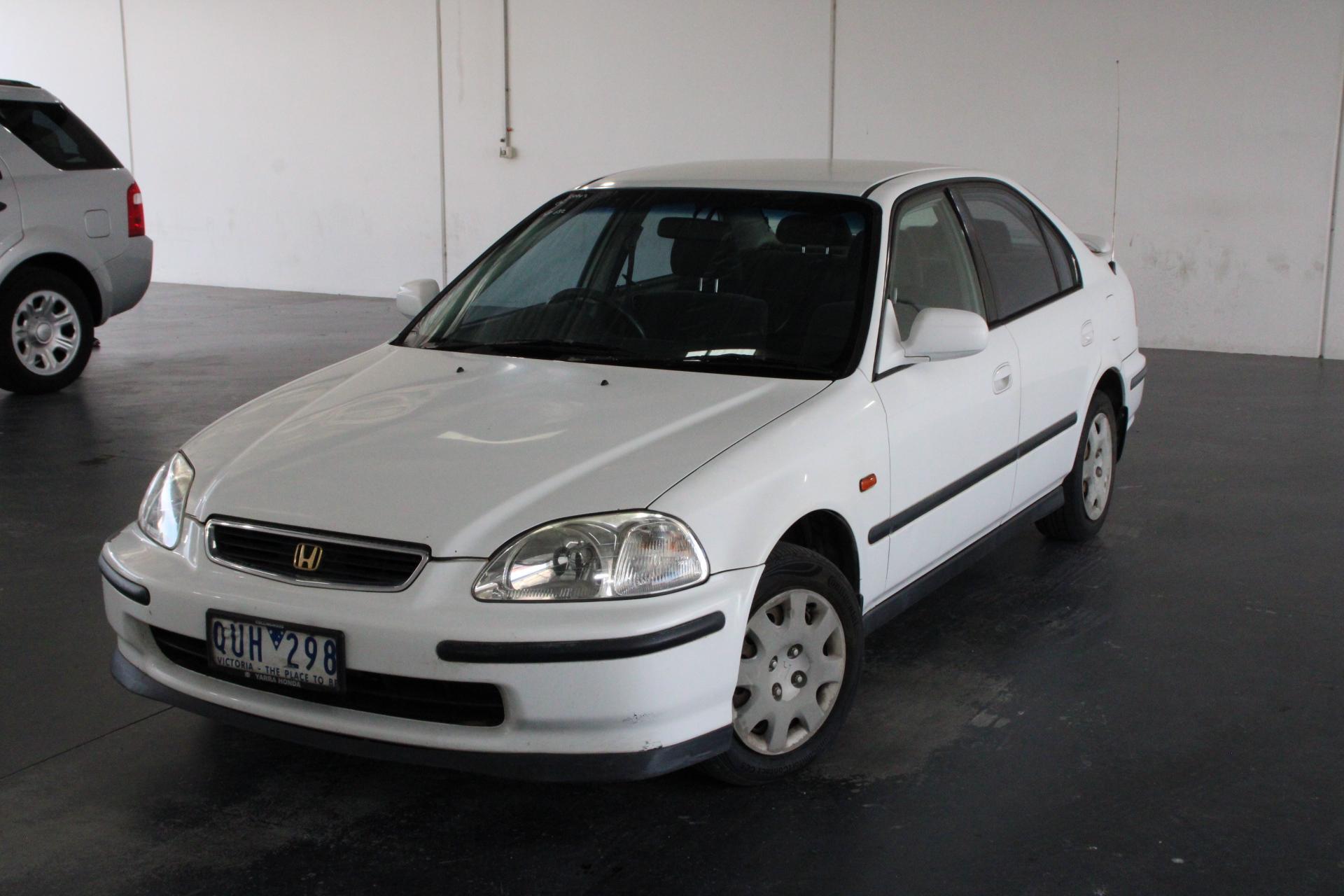 1997 Honda Civic GLi 6th Gen Manual Sedan