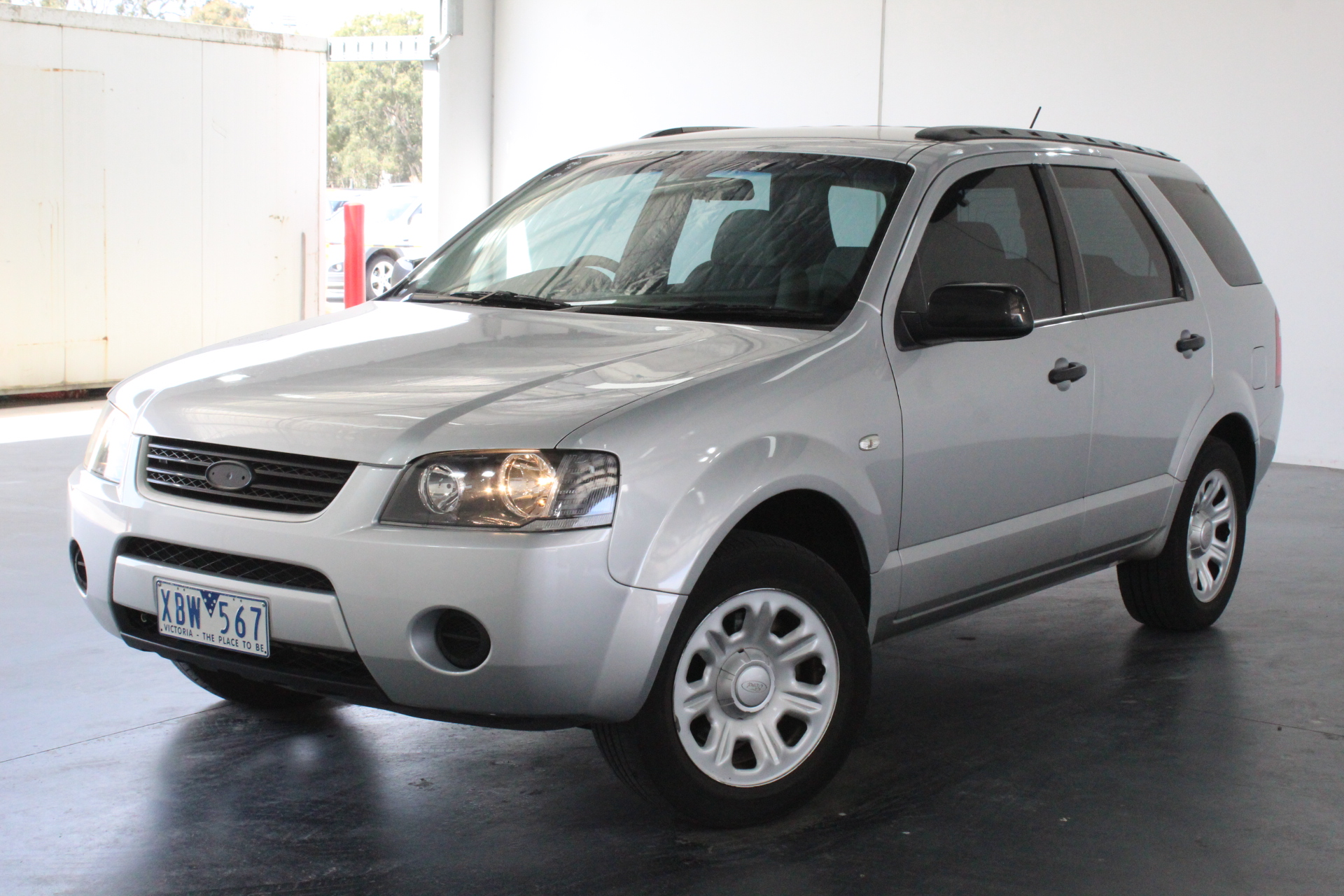 2009 Ford Territory TX (RWD) SY Automatic 7 Seats Wagon