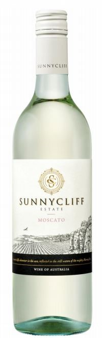 Sunnycliff Moscato 2016 (6 x 750mL) Murray Darling, NSW