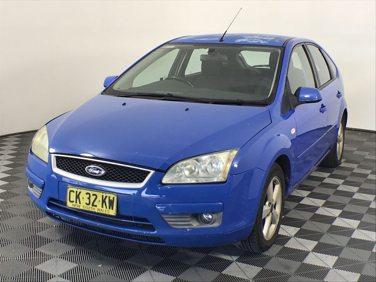 2006 Ford Focus LX LS Manual Hatchback