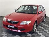 2002 Mazda 323 Astina BJ Automatic Hatchback