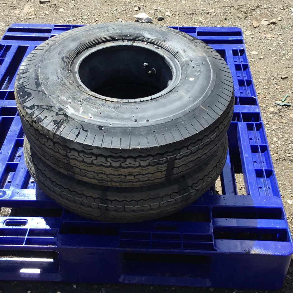 Duro 6.00-9 High Speed Trailer Tyres