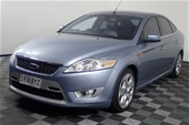 2007 Ford Mondeo XR5 Turbo MA Manual Hatchback