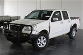 Unreserved 2011 Great Wall V240 4X2 Manual Dual Cab