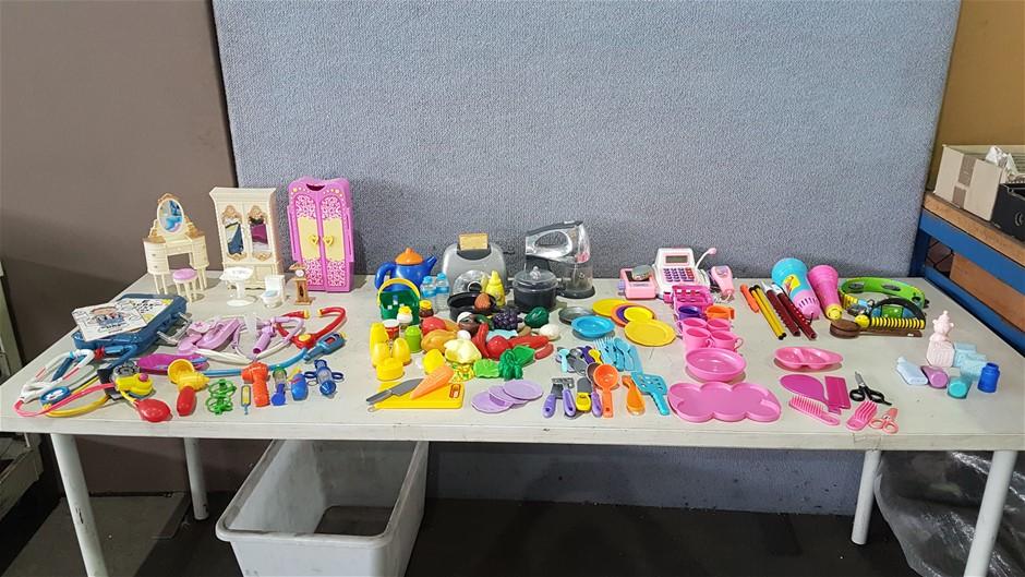 """Large Qty of """"Imagination Play"""" Toys (Pooraka, SA)"""