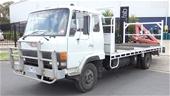 Unreserved Trucks, Forklift & Engineering Workshop Equipment