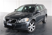 Unreserved 2012 Volvo XC60 T5 TEKNIK Automatic Wagon