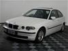 2002 BMW 3 16ti E46 Automatic Hatchback