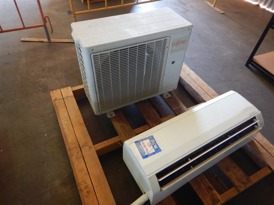 Fujitsu ASTG09LVCC Inverter Air Conditioner