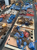Unreserved Lifting, Rigging & Surplus Construction Equipment