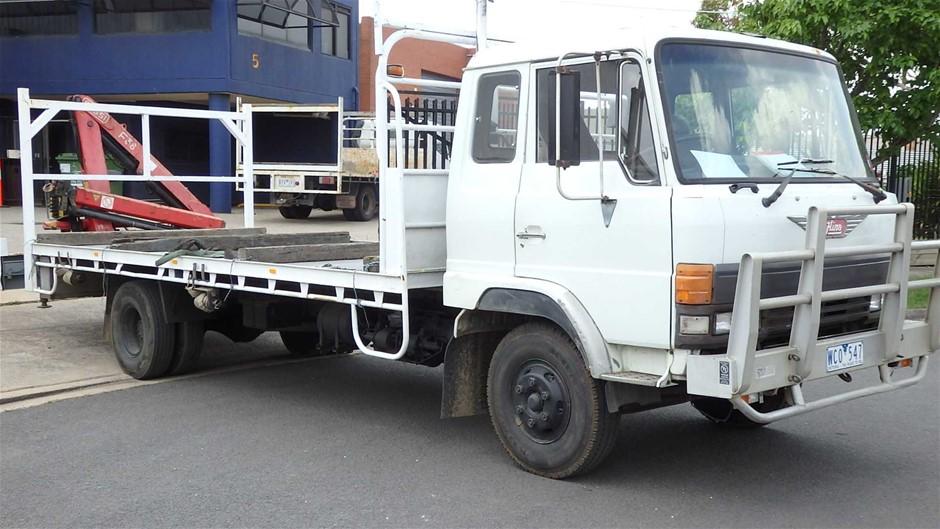 10/88 Hino FD 16 4 x 2 Crane Truck