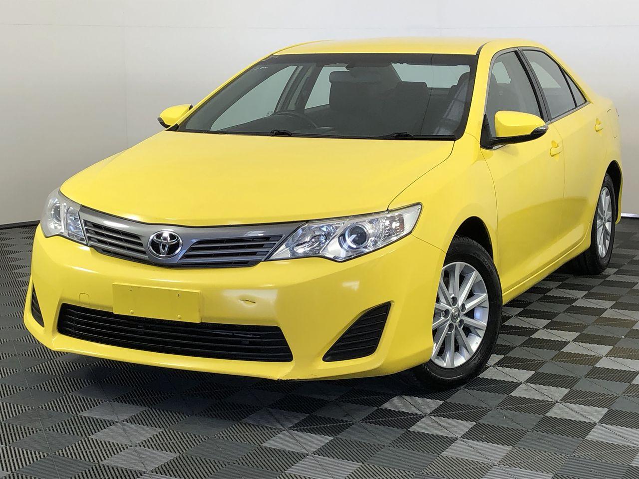 2013 Toyota Camry Altise ASV50R Automatic Sedan
