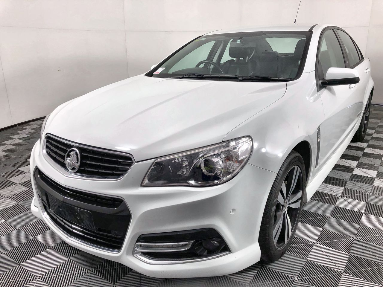 2015 Holden Commodore SV6 Storm Special ED VF Automatic Sedan