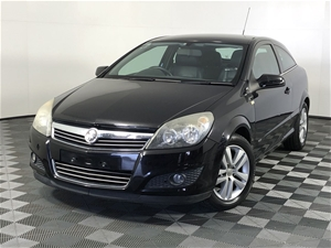 2007 Holden Astra CDX AH Automatic Hatch