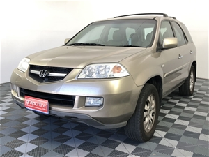 2005 Honda MDX Automatic 7 Seats Wagon