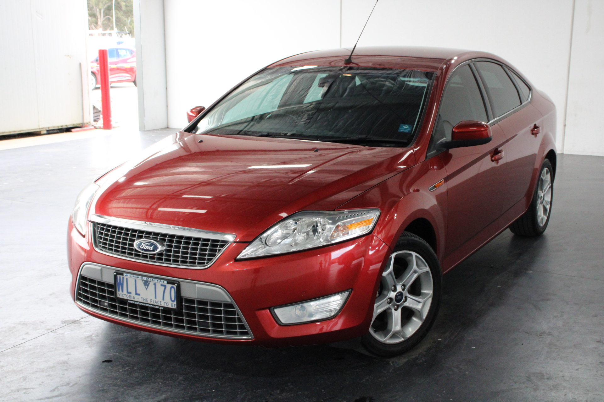 2008 Ford Mondeo TDCi MA T/Diesel Auto Hatch, 108,453 KMs indicated