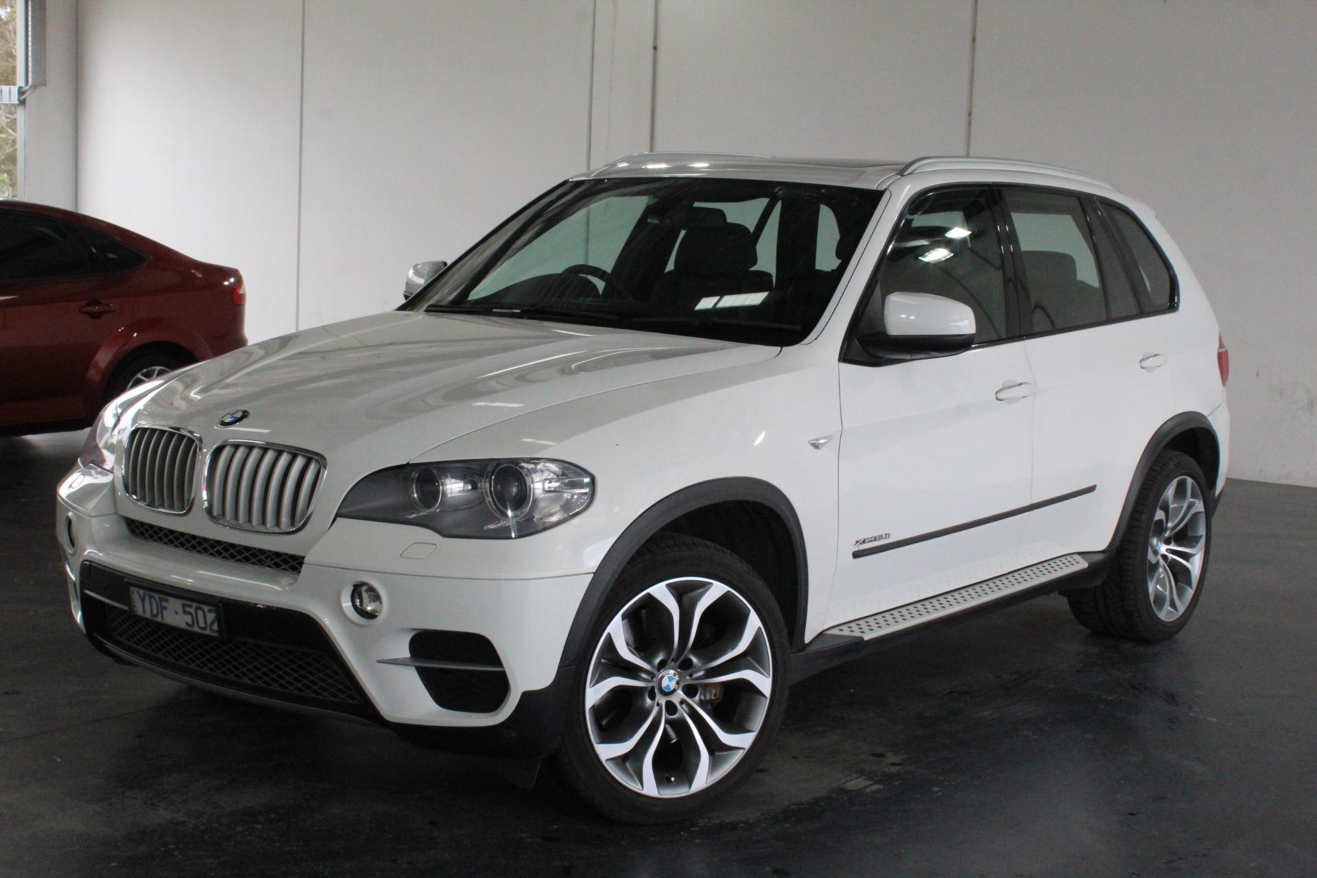 2011 BMW X5 xDrive 50i SPORT E70 LCI Automatic - 8 Speed Wagon