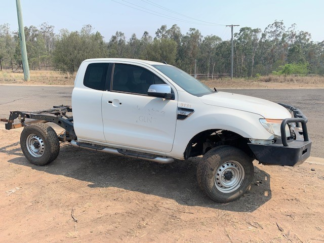 2013 Ford Ranger 4WD Automatic Extra Cab