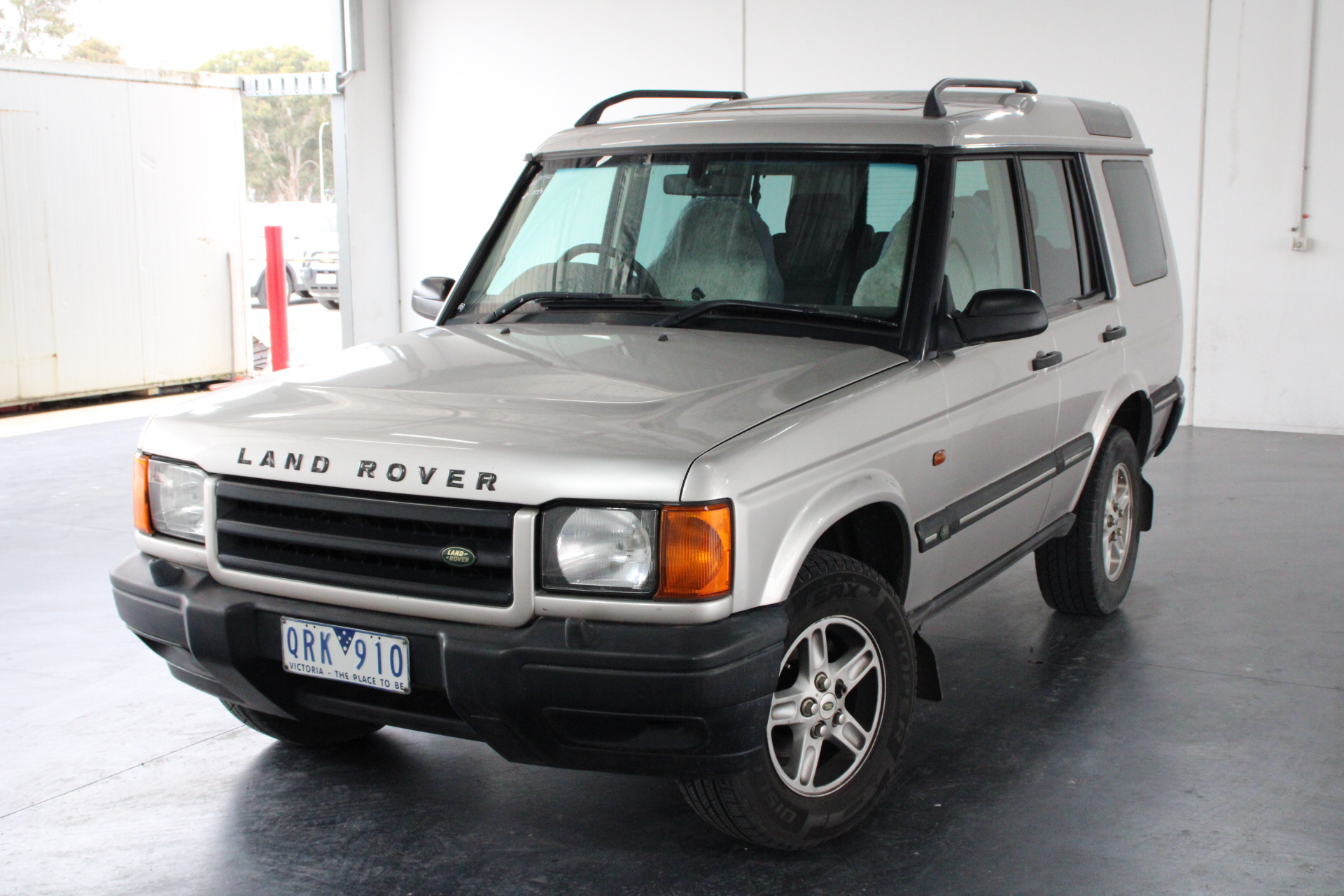 2001 Land Rover Discovery Td5 (4x4) Turbo Diesel Automatic Wagon