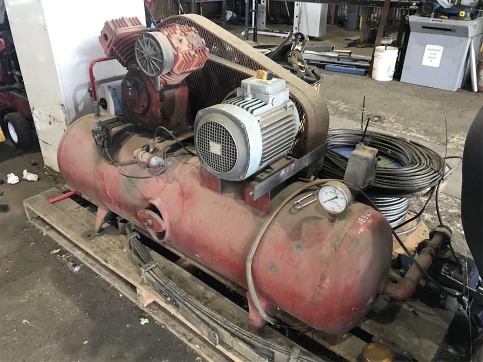 Air Compressor, ABB Motors
