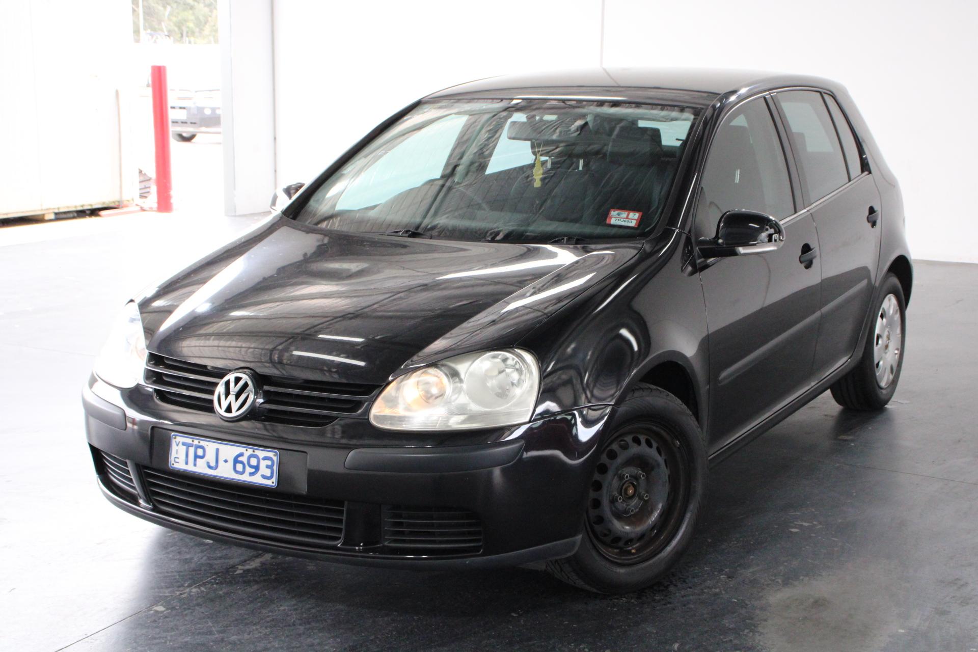 2005 Volkswagen Golf 1.6 Trendline 1k Automatic Hatchback