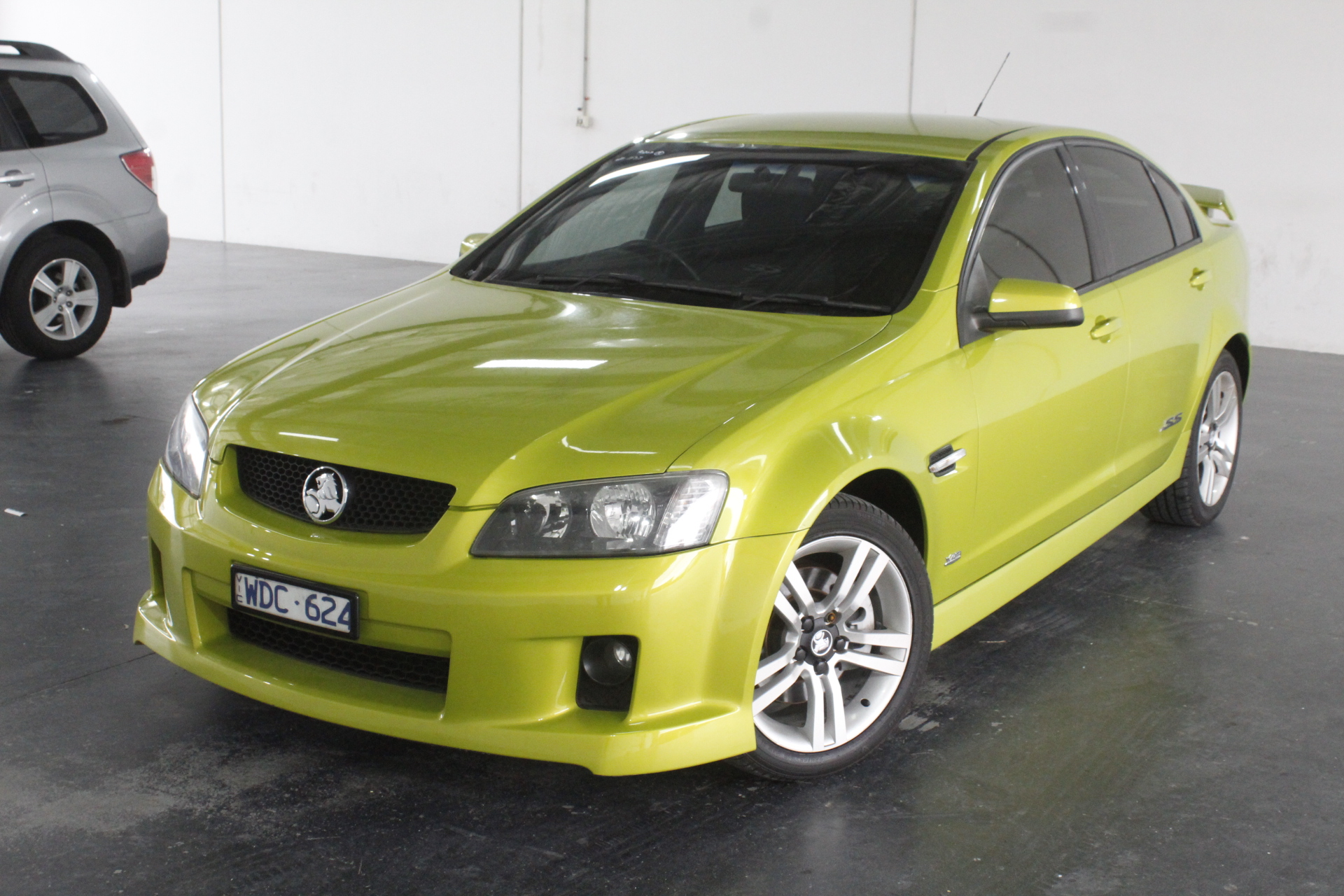 2007 Holden Commodore SS VE Automatic Sedan