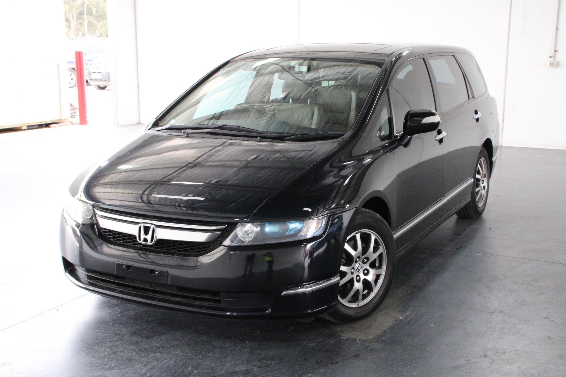 2008 Honda Odyssey Luxury Automatic 7 Seats People Mover