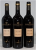 Gonzalez Byass `Pedro Ximinez` Sherry NV (3x 750mL), Spain. cork closure.