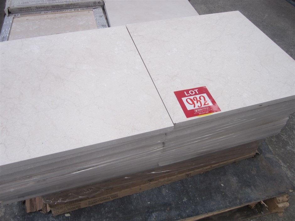 Pallet of approximately 24 Caesarstone Tiles.