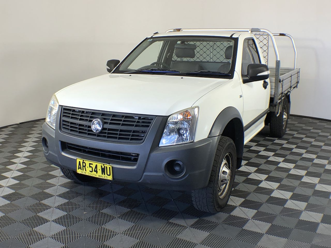 2007 Holden Rodeo LX RA Automatic Cab Chassis