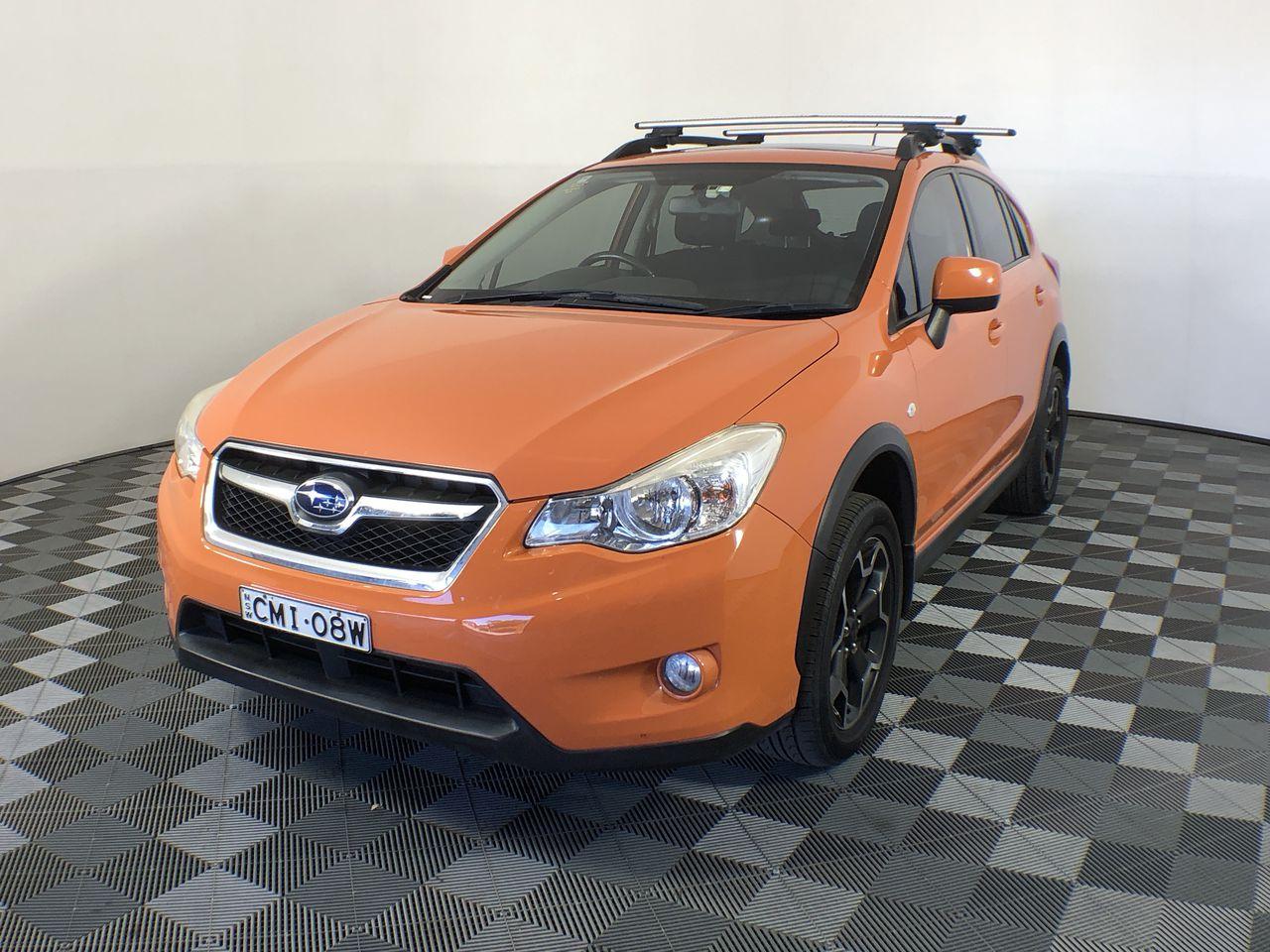 2011 Subaru XV Automatic Wagon