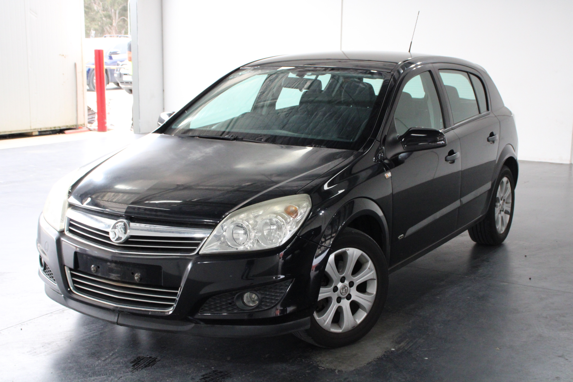 2008 Holden Astra CD 60th Anniversary AH Automatic Hatchback