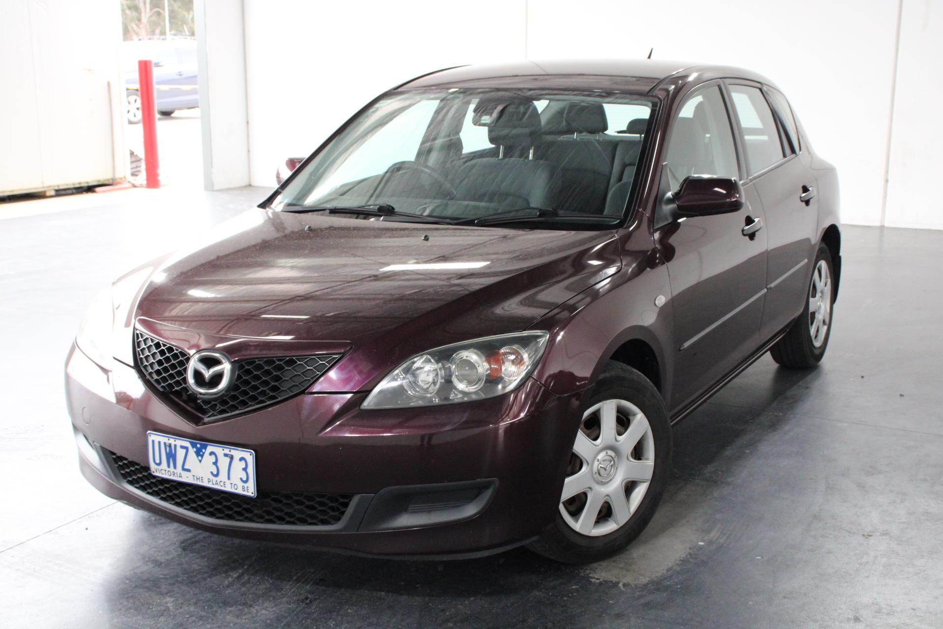 2007 Mazda 3 Neo BK Automatic Hatchback