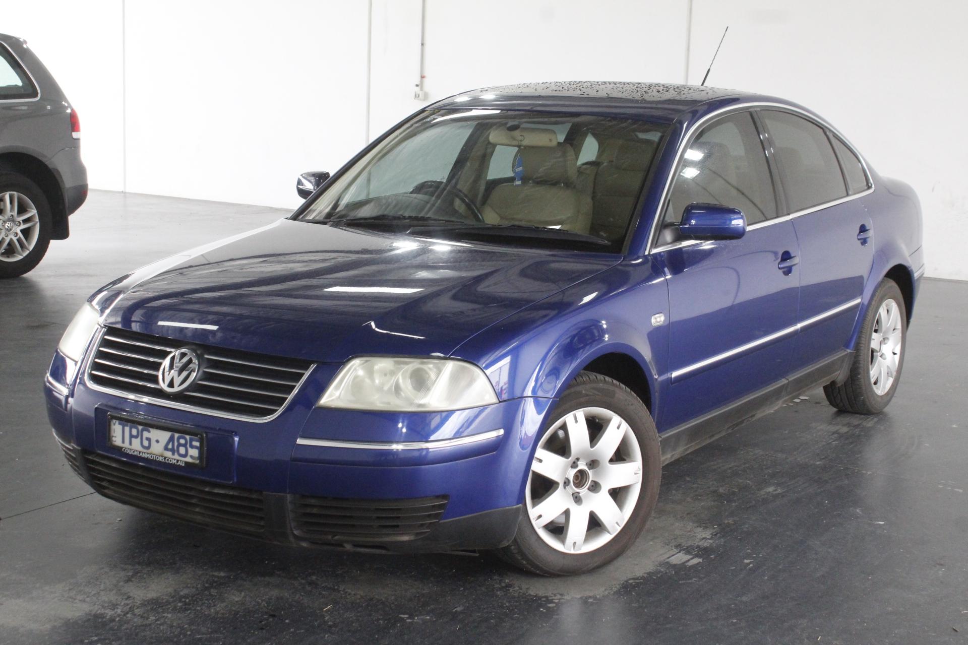 2002 Volkswagen Passat 2.8 V6 Automatic Sedan
