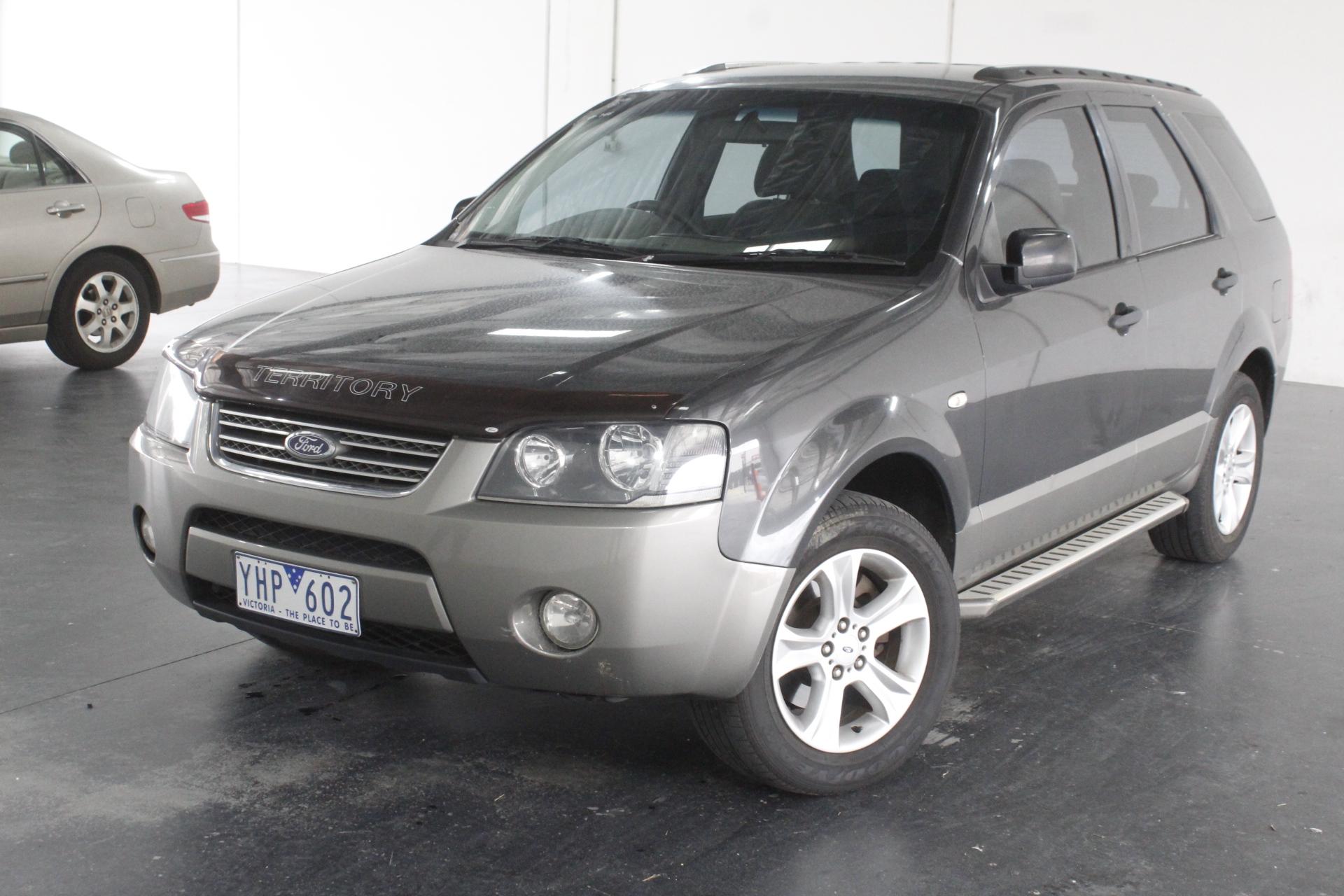 2007 Ford Territory TX (RWD) SY Automatic Wagon