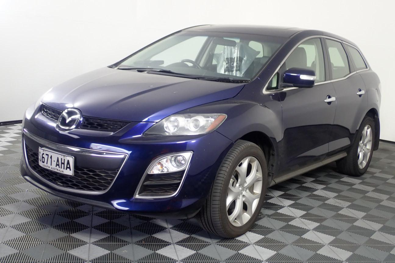 2010 Mazda CX-7 Luxury Sports (4x4) Automatic Wagon