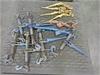 Qty 12 x Assorted Ratchet & Lever Dog Chains (Pooraka, SA)