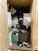 <b>Contents of Wooden Crate </b>