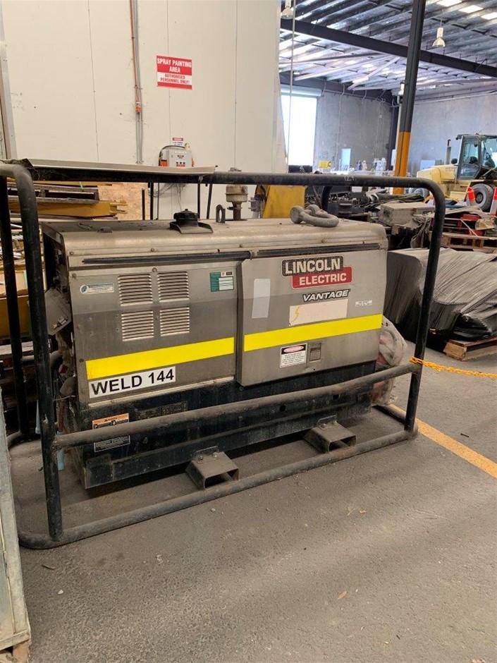 Lincoln Electric Welder Generator