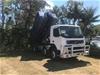 2003 Volvo FM12-380 8 x 4 Hooklift Truck